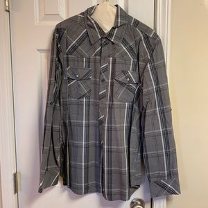 Chalc Men's Button Down Shirt